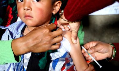 Muslim leader rules measles vaccine 'not prohibited' by Islam | Thaiger