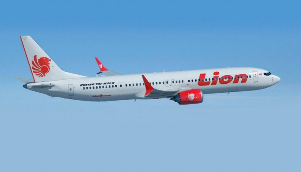 Crashed Lion Air 737 had damaged air-speed indicators   News by The Thaiger