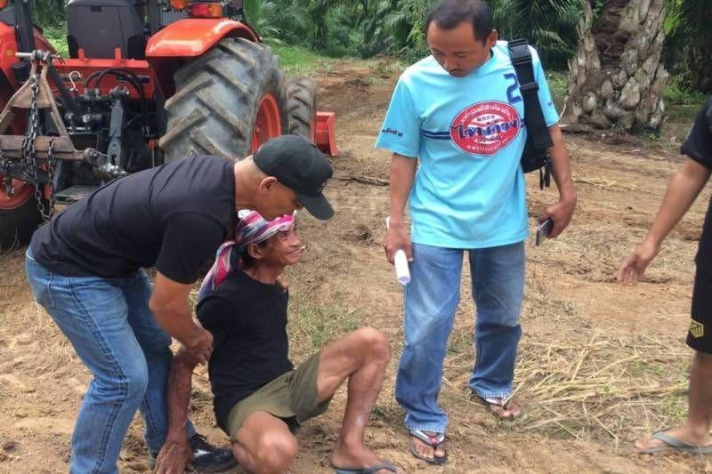 ส.ต.ต จับคนร้ายฆ่าพ่อ หนี 20 ปี อีก 1 เดือนคดีจะหมดอายุความ สุดท้ายไม่รอด! | News by The Thaiger