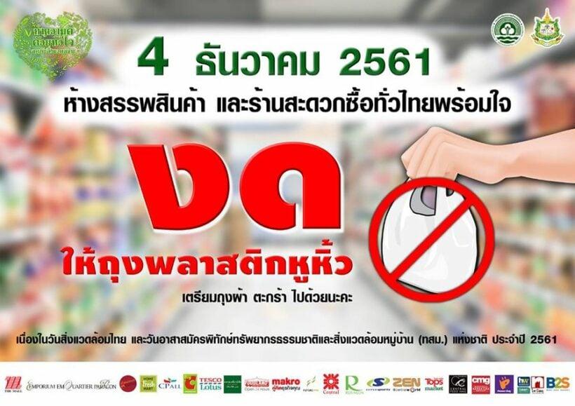 Thai Environment Day - December 4 | News by Thaiger