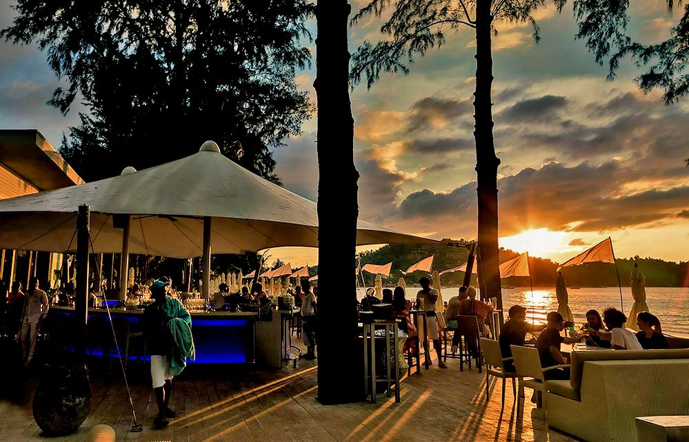 Phuket's Top 10 Beach Clubs | The Thaiger