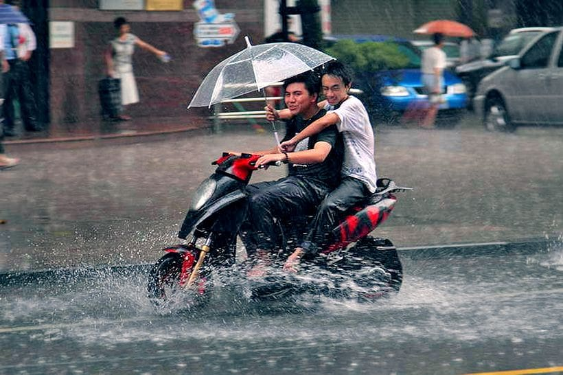 Weather warning issued for Phuket and the South   The Thaiger