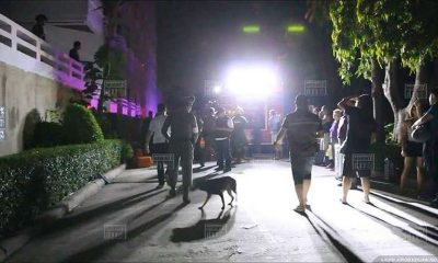 Pattaya hotel ablaze, guests head for the exits   The Thaiger