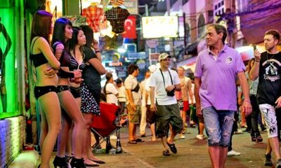 Phew! Police report there is no prostitution or drugs in Walking Street | The Thaiger