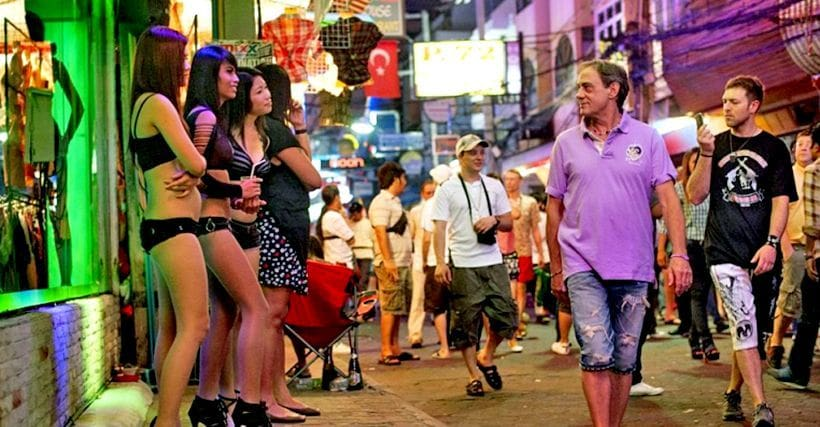 For that Hot thai street hookers