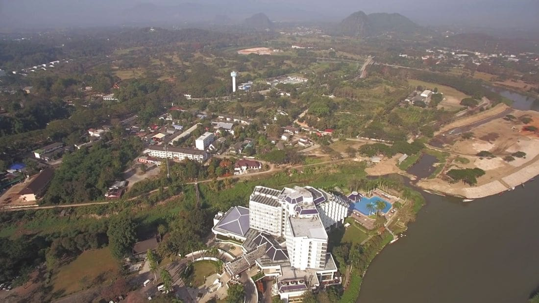 Chiang Rai shaken but not stirred | The Thaiger
