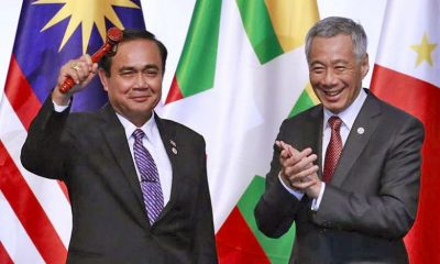 Thailand takes over the ASEAN chair for 2019   The Thaiger