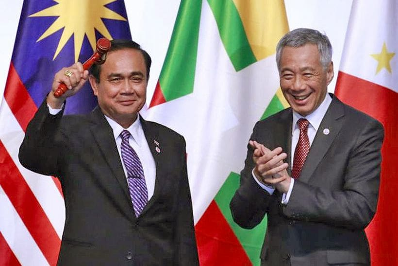 Thailand takes over the ASEAN chair for 2019 | The Thaiger