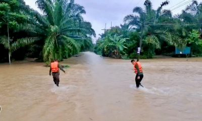 Heavy December rain hits Nakhon Si Thammarat this morning | The Thaiger