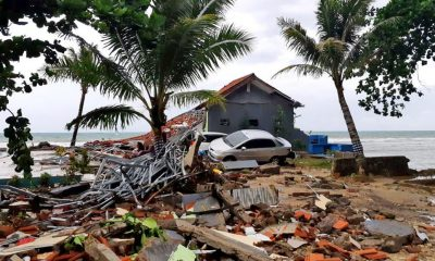 Toll rises, officials warn of potential for more tsunamis | The Thaiger