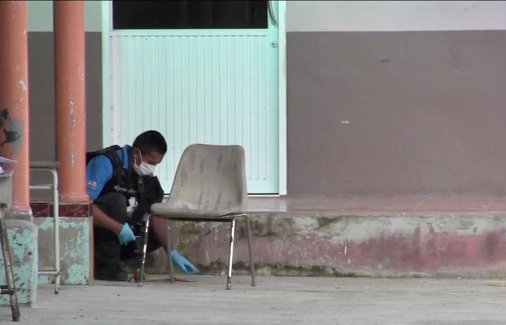 Defence volunteers robbed of their guns in Pattani | The Thaiger