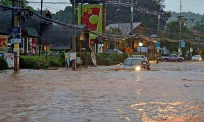Southern provinces battered by heavy rains and floods | The Thaiger