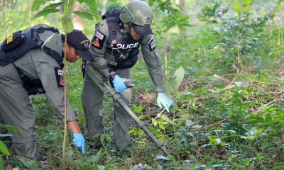 Co-ordinated triple attack at Yala security bases | The Thaiger