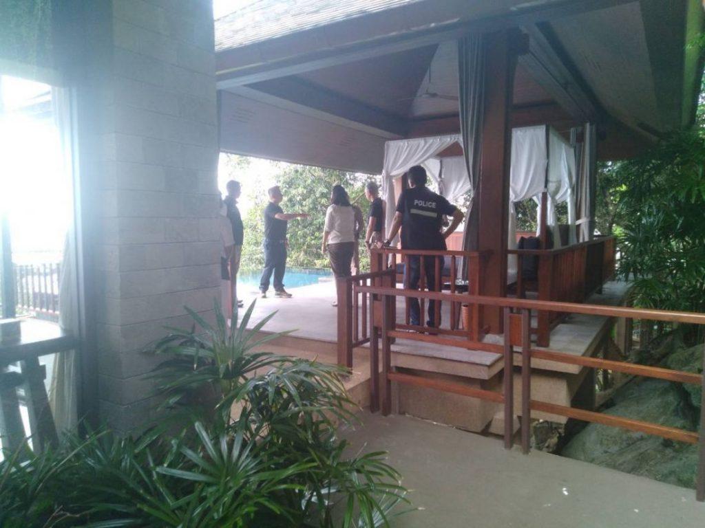 Chinese man who allegedly murdered wife now in custody   News by Thaiger