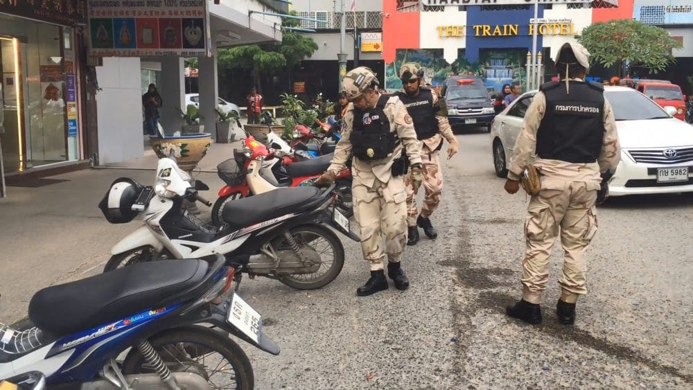 Southern intelligence contradicts Deputy PM over Songkhla bomb motives | The Thaiger