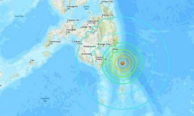 Tsunami advisory in Philippines after 7.1 quake off Davao Oriental | The Thaiger