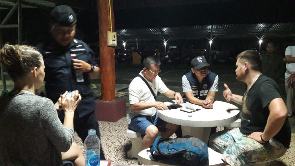 Two Russian tourists from Phuket lost in Phang Nga forest, found safe   News by Thaiger