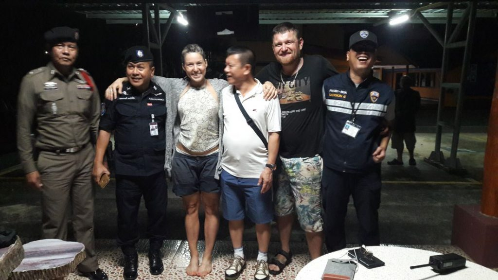 Two Russian tourists from Phuket lost in Phang Nga forest, found safe | News by The Thaiger