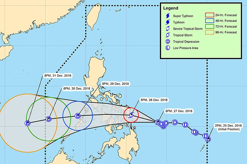 Tropical storm 'Usman' kills 22 in Philippines | The Thaiger