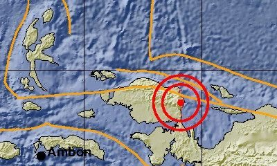 6.1-magnitude earthquake jolts West Papua | The Thaiger