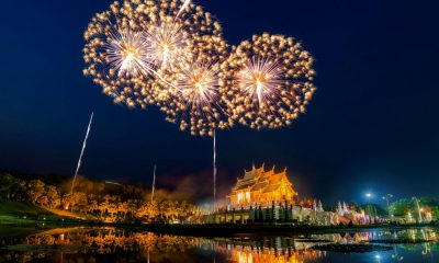 Thailand's emerging 'go to' location for New Year | The Thaiger