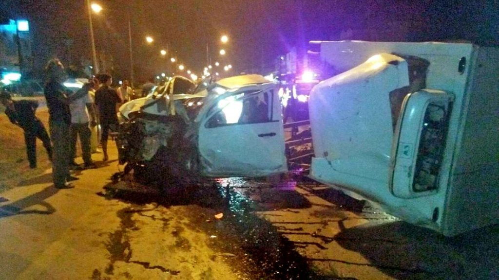 42 die, 400+ injured on Day One of road safety campaign | News by Thaiger