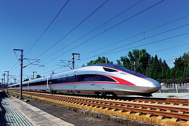 Full steam ahead for the Thai high-speed railway | News by The Thaiger
