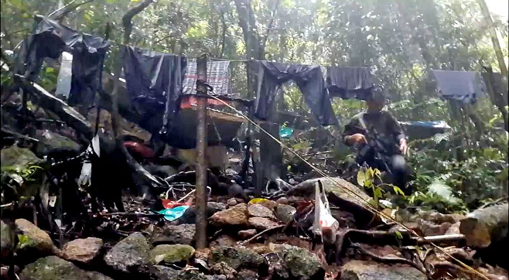 Southern militants escape after gunfight in Narathiwat | News by The Thaiger