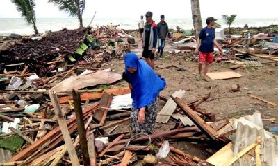 UPDATE: Indonesian Sunda Strait tsunami | The Thaiger