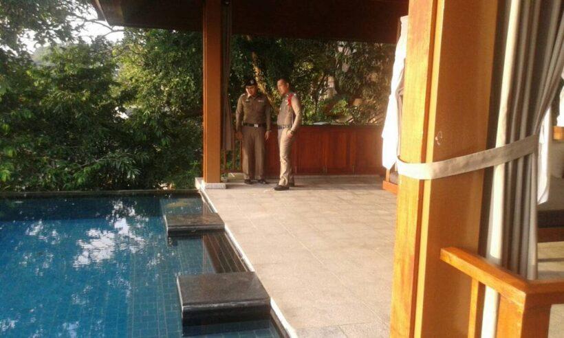 ฝากขังครั้งที่ 4 ผัวชาวจีนโหดฆ่าเมีย จับกดน้ำในสระโรงแรมที่กมลา | The Thaiger
