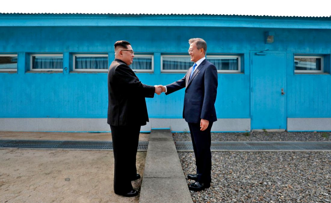 South Korean President Moon Jae-in is the Time Magazine Person of the Year   The Thaiger