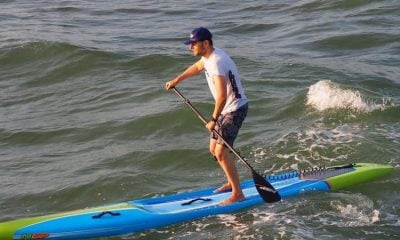 Hua Hin expat postpones attempt to cross the Gulf. On a paddle board! | Thaiger