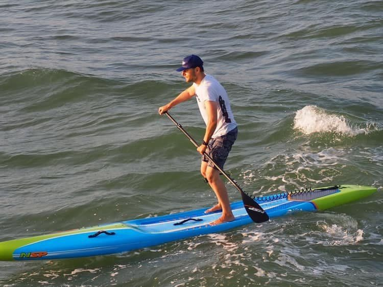 Hua Hin expat postpones attempt to cross the Gulf. On a paddle board! | The Thaiger