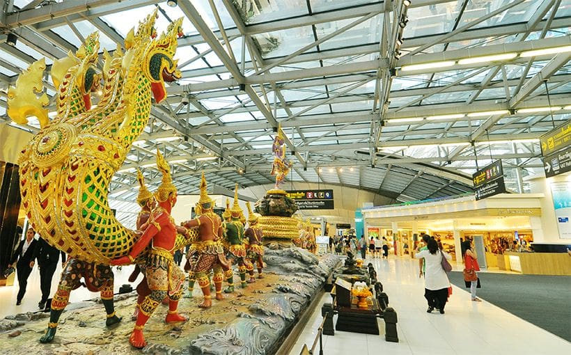 Thai authorities visit airports following reports of thefts and food overpricing | The Thaiger