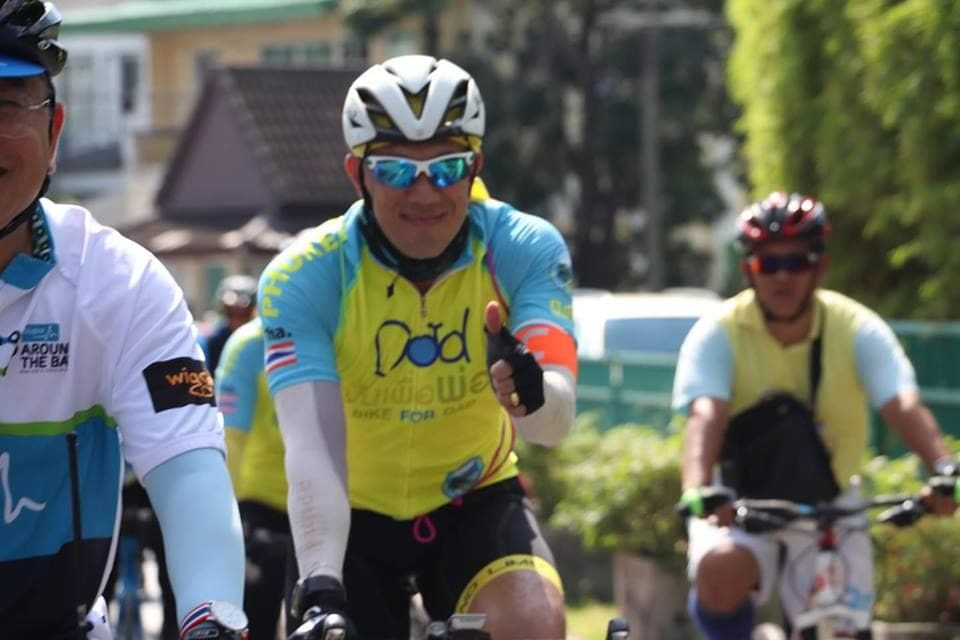 1,000 riders join dress rehearsal for next week's 'Bike Un Ai Rak'   News by Thaiger