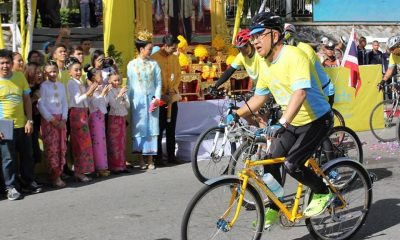 Governor joins Bike Un Ai Rak in Phuket | The Thaiger