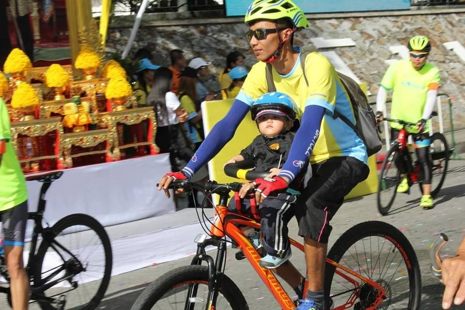 Governor joins Bike Un Ai Rak in Phuket | News by Thaiger