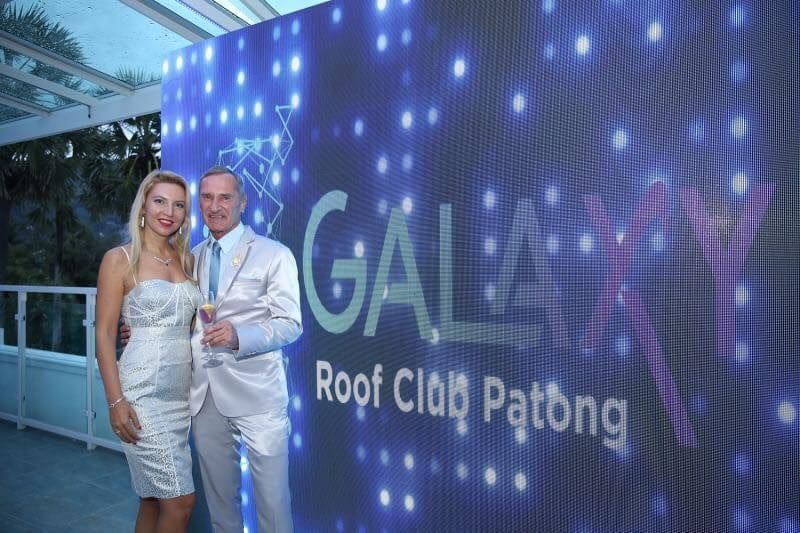 The new Galaxy Roof Club opens in Patong | News by The Thaiger