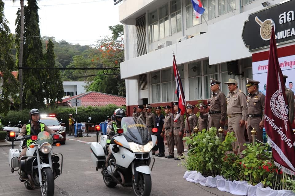 Phuket's New Year 'seven days of danger' announced | News by The Thaiger