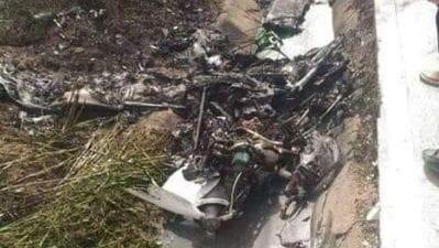 เจ้าหน้าที่เร่งหาสาเหตุ เครื่องบินเล็กตก ที่ชลบุรี ทำนักบินพิการดับ   News by The Thaiger