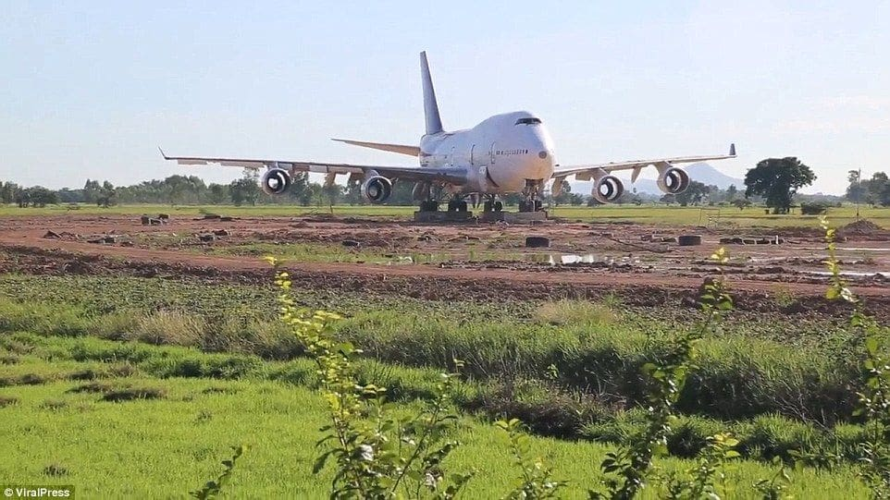 Where do old Thai Airways 747s go? | The Thaiger
