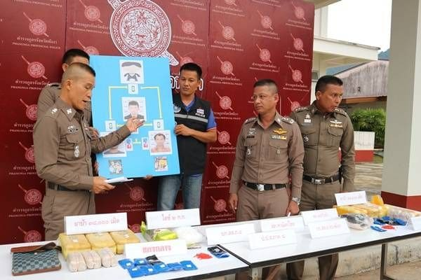Man arrested with drugs at Phuket Checkpoint | News by Thaiger