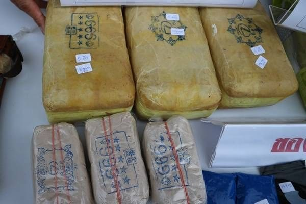 Man arrested with drugs at Phuket Checkpoint | News by The Thaiger