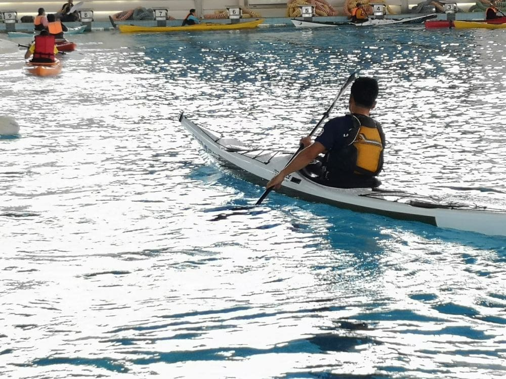 """""""Kayaking for Chao Phraya"""" - anti river-dumping campaign   News by Thaiger"""