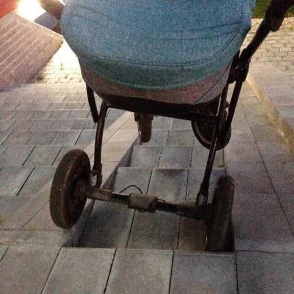 รวมทางคนพิการสุดเฟล ที่เห็นแล้วก็ต้องบอกว่า