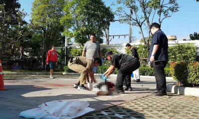 Man jumps to his death from condo rooftop in Chiang Mai | The Thaiger