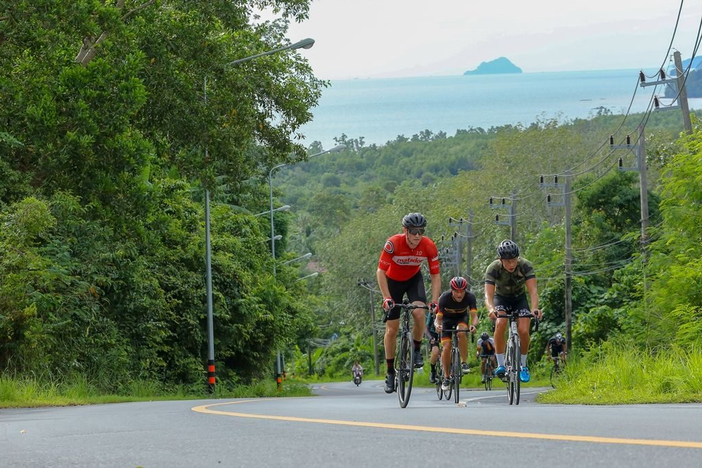 Thanyapura hosts Phuket's biggest cycling event | News by The Thaiger