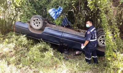 Phichit collision kills three, injures four | The Thaiger