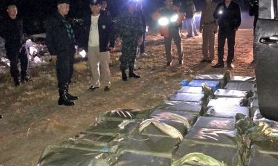 Second major shootout and drug haul in Chiang Rai this week | The Thaiger