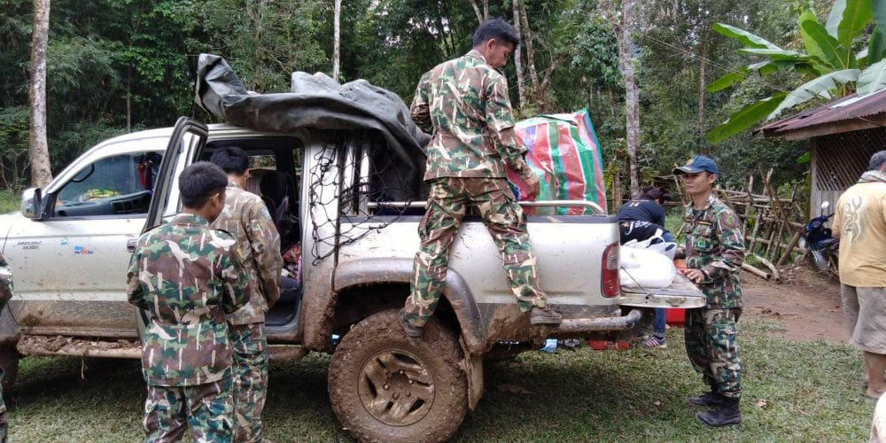 Forest officials defend refusing trucks entry to wildlife sanctuary | News by Thaiger